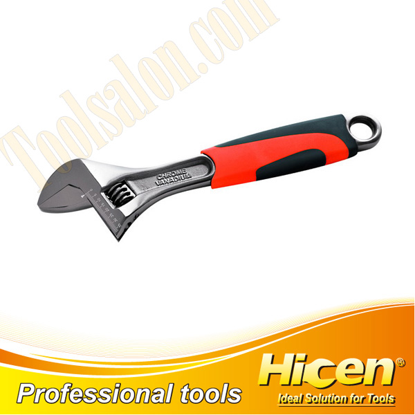 Professional Adjustable Wrench