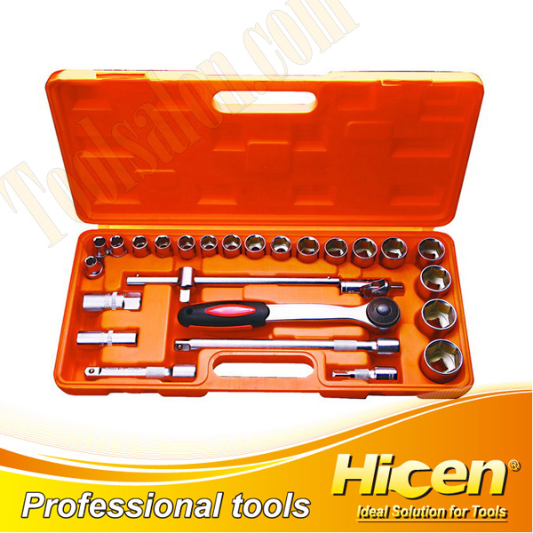 "26 PCS 1/2"" Dr. Sockets Set"