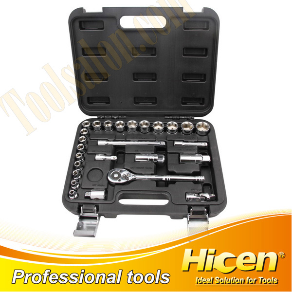 "26 PCS 3/8"" Dr. Sockets Set"