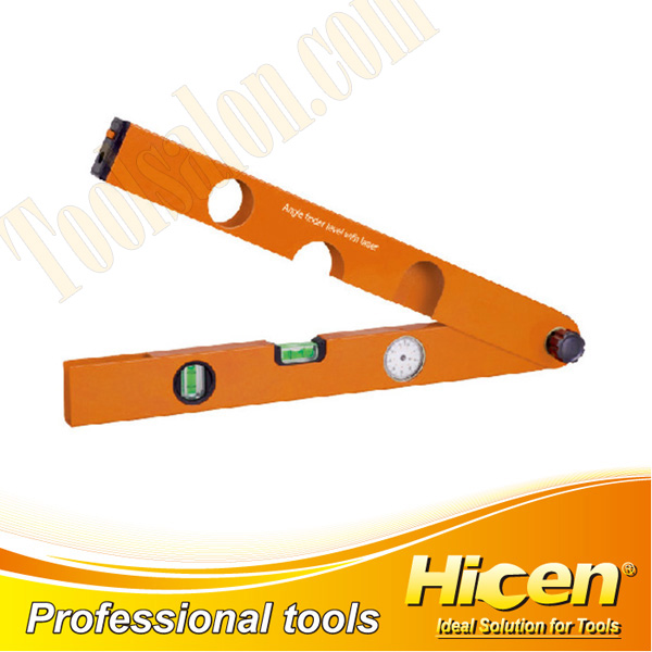 Angle Finder, Spirit Level
