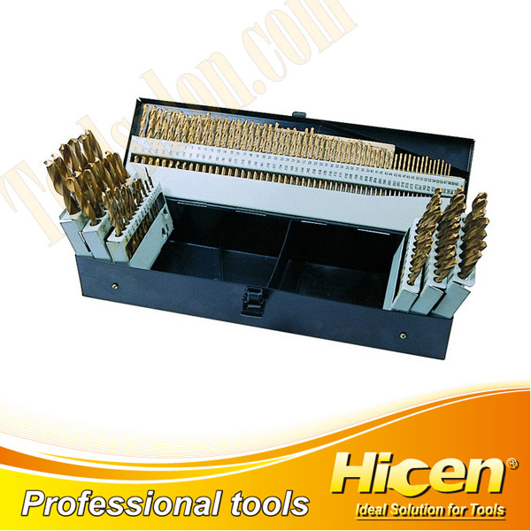 115pcs HSS Twist Drill Set