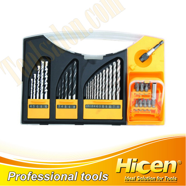 41pc Screwdriver Bit, Power Drill Set