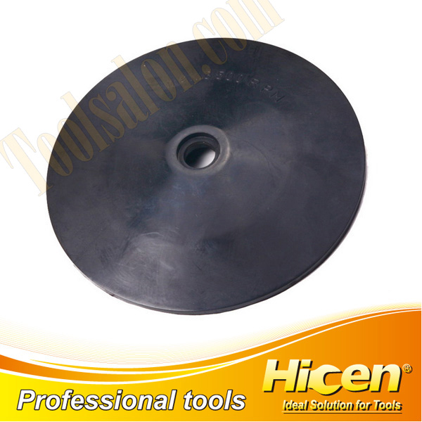 Rubber Backing Pad