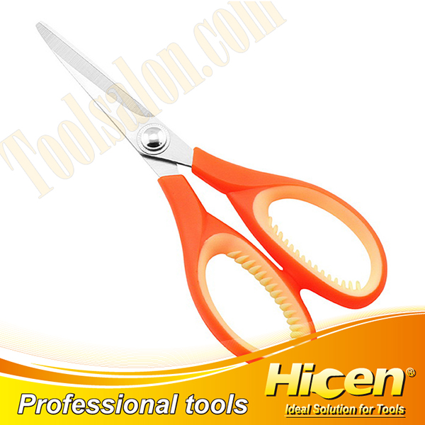 High Quality Soft Handle Scissors