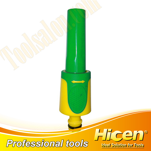 Adjustable hose nozzle