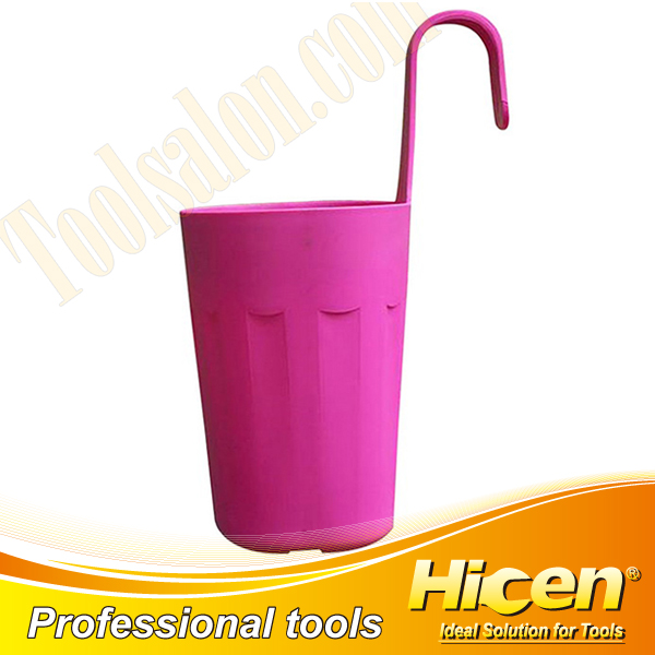 New PP Decorative Flower Pot with Hanging Hook