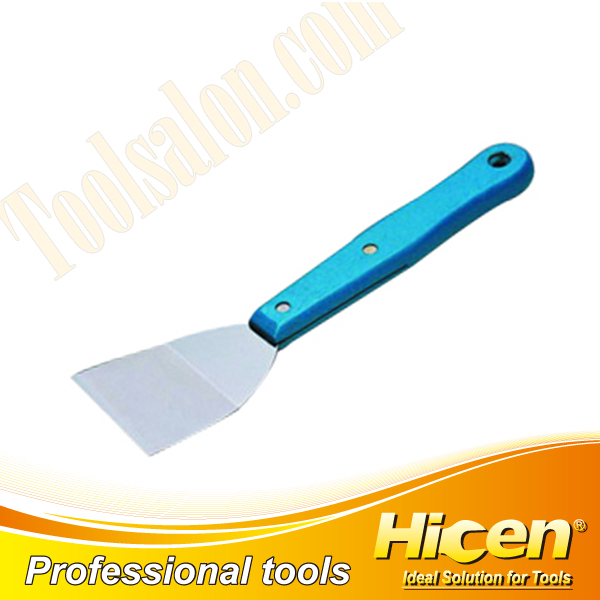 Professional Bending Putty Knife with Hanging Hole