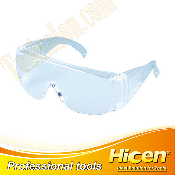 CE Approved Transparent PC Full View Eye Protector