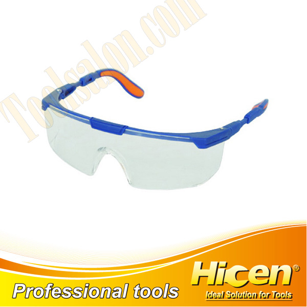 CE Approved Telescopic PA Frame Safety Glasses