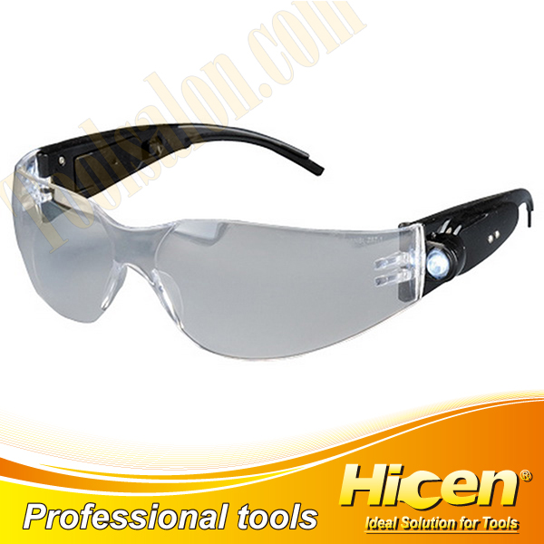 PC LED Light Safety Glasses