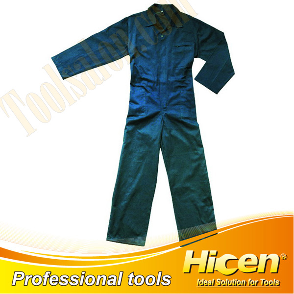 Polyester+PVC/Cotton Waterproof Jumpsuits Workwear