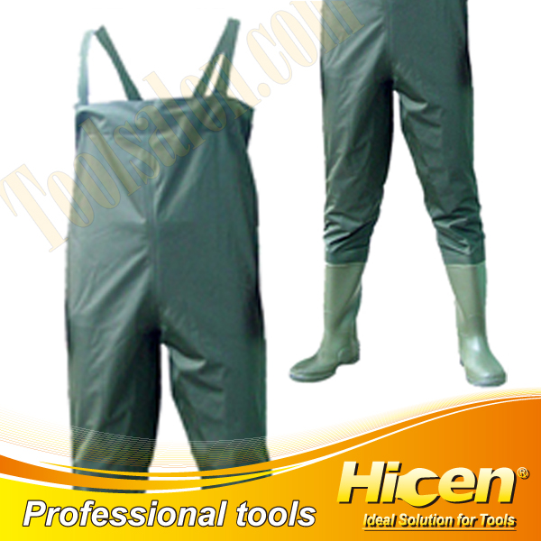 Durable Waterproof Chest Fishing Wader
