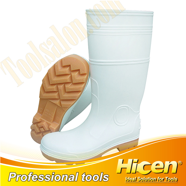 CE Approved Food Industry PVC Boots