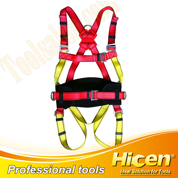 CE Approved 5 Point Safety Harness