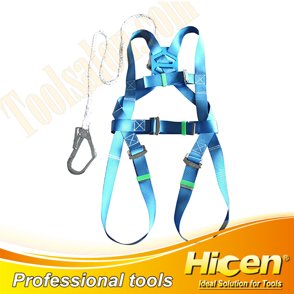 Full Body Nylon Safety Harness CE EN361