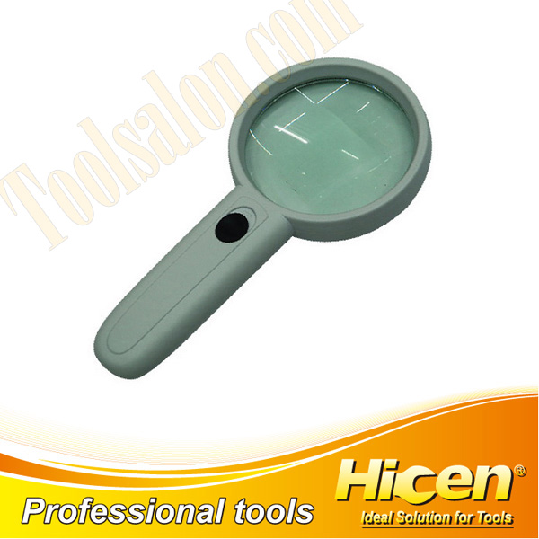 Handheld Illuminated Magnifier