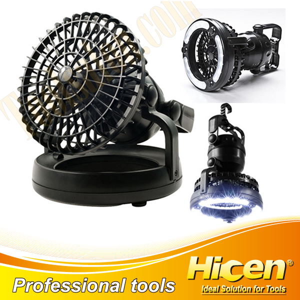 2 In 1 Lighting and Fan For Outside Work
