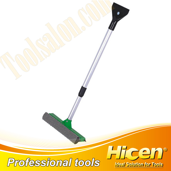 "8"" Snow Brush with Squeegee Head"