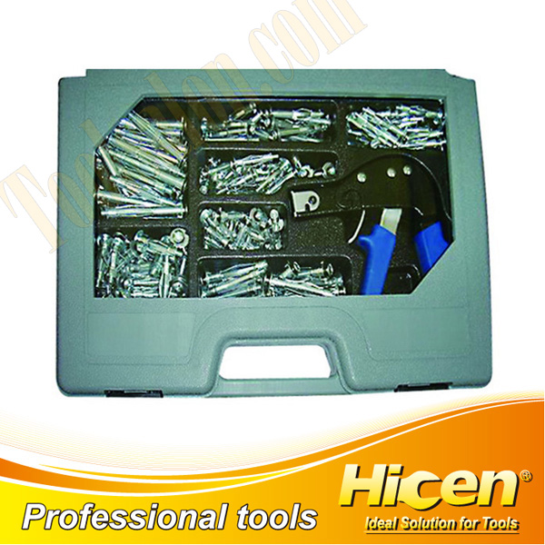 188 pcs Anchor Riveter Set