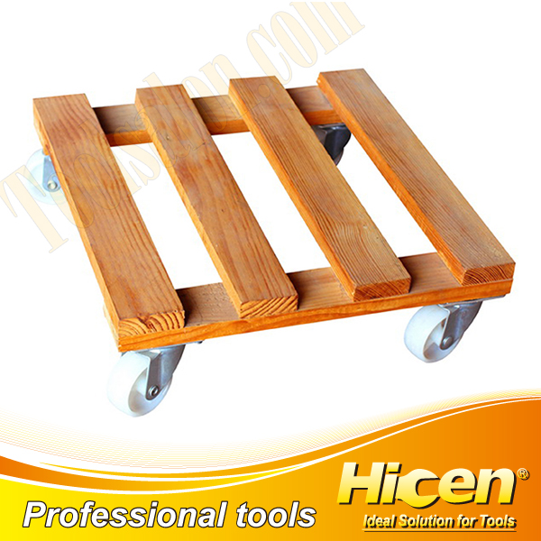 4 Wheel Board Home Furniture Mover Trolley