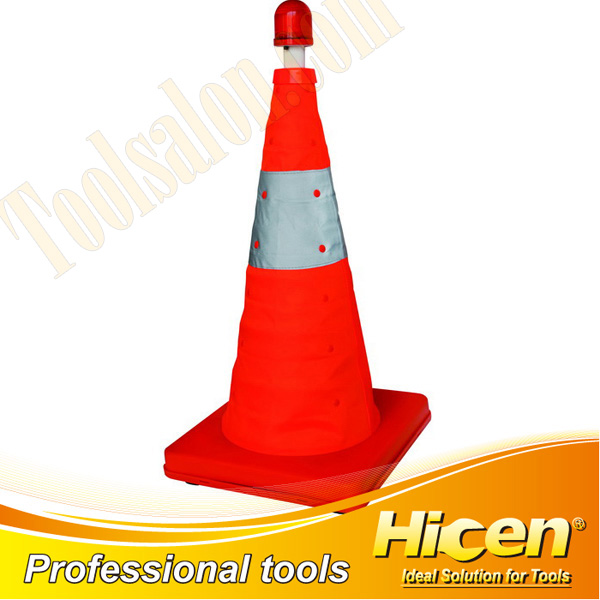Roadway Safety Retractable Traffic Cone