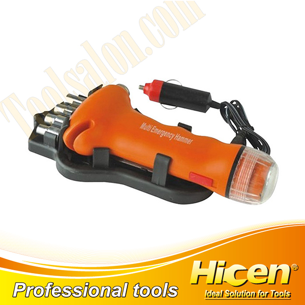 Multifunction Safety Hammer