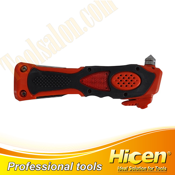 Multifunction Safety Hammer with Screwdriver