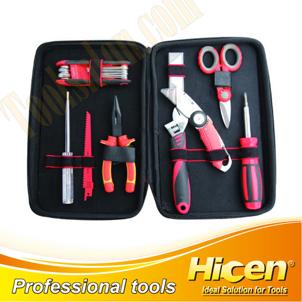 9 Pcs Professional Household Electrician Tool Kit