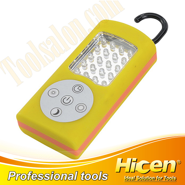 21LED Multi-function Power Work Light
