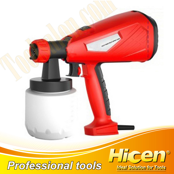 HVLP Good Quality Electric Paint Hand Held Spray Gun