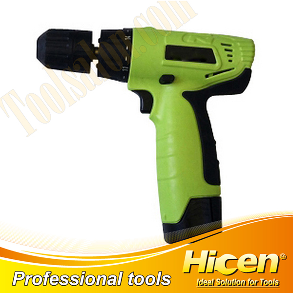 Portable 10.8V Rechargeable Electrical Drill