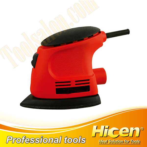 High Quality Finishing Palm Sander With Case