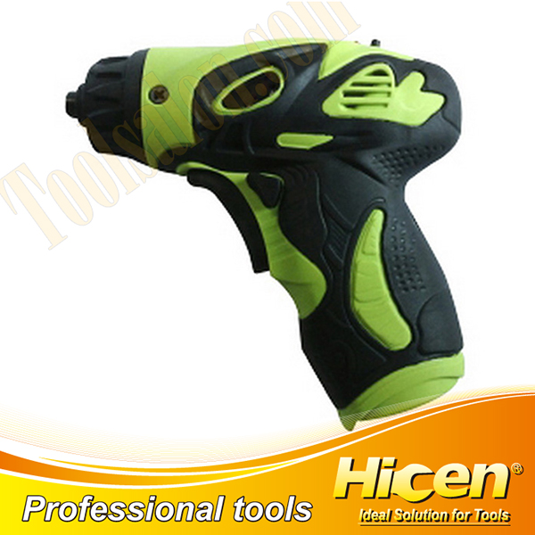 3.6V Rechargeable Cordless Electrical Screwdriver