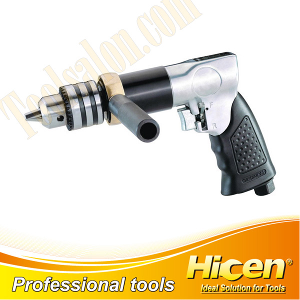 "1/2"" Reversible Air Drill, Pneumatic Tools"
