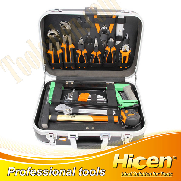 198 PCS Aluminum Tool Box Kits