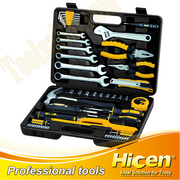 58 PCS Combination Tool Kits