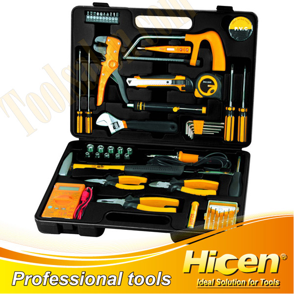 60 PCS Combination Tool Kits